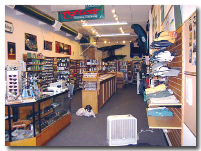 inside pic of the Chico store